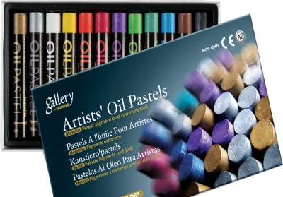 Buy Mungyo Round Shaped Oil Pastel Crayon: Crayon