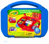 Crayola Triangular Shaped Wax Crayons (Set Of 1, Multicolor)