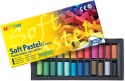 Mungyo Soft Pastel Crayons - Set Of 24, Assorted