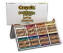 Crayola Round Shaped Wax Crayons - Set Of 8, Multicolor - CRYDZGWBBWHGNGSZ