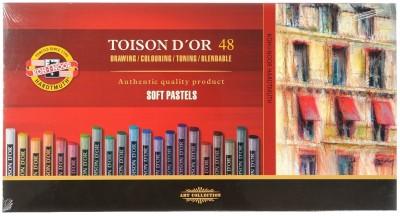Buy Koh-I-Noor Hardtmuth Toison D'Or Dry Pastel Crayon: Crayon