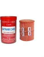 Satnam Cotton Crepe Bandage Crepe Bandage (8 Cm)