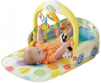 Fisher Price 3 In 1 Convertible Car Gym Multi Color (Multicolor)