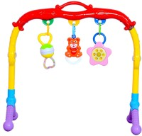 Planet Of Toys Planet Of Toys Baby Gym Set (Multicolor)