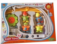 Pepperonz Funny Baby Musical Toys (Multicolor)