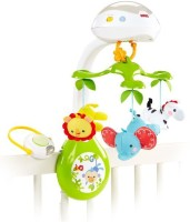 Fisher-Price Deluxe Projection Mobile, Rainforest Friends 3-in-1 (Multicolor)