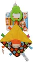 B Kids Peek-A-Boo Snuggle Pal (Multicolor)