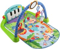 Fisher Price Grow Kick And Play Piano Gym (Multicolor)