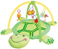 Toys Bhoomi Twist And Fold Little Turvy'S Baby Activity Gym - Newborn Playmat (Multicolor)
