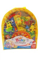 Toy Mall Baby Game Kingdom Play Mat (Multicolor)