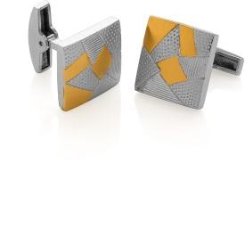 Voylla Sterling Silver Cufflink (Silver) - CTPDYGMDCGUZR7P2