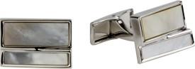 Gildermen Metal Cufflink Silver - CTPE5HYU3ZBEUZGG