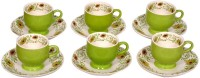 Elite Handicrafts EHCC077 (Green, Pack Of 12)
