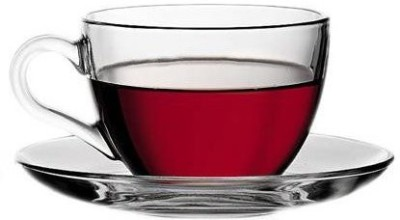 Pasabahce Basic Tea Set 97948N (Clear, Pack Of 12)