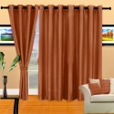 Cortina Plain Crush Door Curtain - CRNDW2PZB8VZF4QS