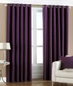 Hargunz Crush 5 Feet Window Curtain - Pack Of 2
