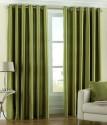 Hargunz Crush 7 Feet Door Curtain - Pack Of 2