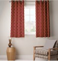 Fabutex Striya Window Curtain - CRNDPZZ4FYZ9NCH9