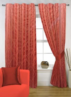 Fabutex Jaquard Weave Door Curtain - CRNEYV2PSWHTMMAA