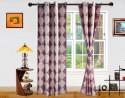 Dekor World Baroq Design Door Curtain