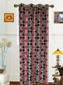 Dekor World Circle Bonanza Long Door Curtain