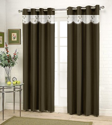 Fabutex Net Scallop Door Curtain