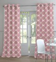 TT Poly Jucquard Weave Printed Door Curtain - Pack Of 2 - CRNEYYXAUVJ5ZGZT