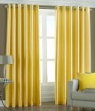 Hargunz Crush 9 Feet Door Curtain - Pack Of 2