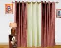 Dekor World Dot Door Curtain - Pack Of 3 - CRNEY8FRYFYZXHYJ