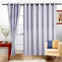 Cortina Flora Window Curtain - Pack Of 2 - CRNDYTKJGTBXCMT8