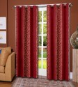 TT Poly Jucquard Weave Door Curtain