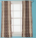 Story @ Home Nature Series Eyelet Door Curtain Door Curtain - CRNDVP6GNYYUEKMA