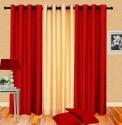 Cortina Plain SO3 Door Curtain - CRNDW2PZYCRTTKPM