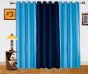 Dekor World Enticing Plain Door Curtain - CRNDQAY6CFE6HNMF