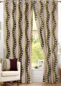 Story @ Home Retro Series Eyelet Window Curtain - CRNDWDG8BNAYKM6H