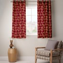 Fabutex Weave Window Curtain - CRNDWZ67ARZFYMD2