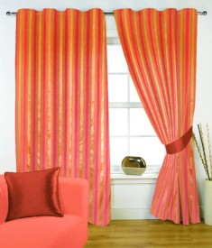 Fabutex Jaquard Weave Door Curtain - CRNEYV2PJZRDGNDE