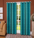TT Poly Jucquard Weave Door Curtain - CRNDYVR7FZ7GUPQF