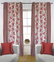 Kings Premium Collection Door Curtain (Pack Of 2)