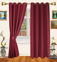 Decor Bazaar Royal Elegance Window Curtain