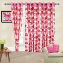 Cortina Flora Door Curtain - Pack Of 2 - CRNDYWQ2WTSWCQHN