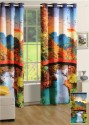 Swayam Digitally Printed Cosmo Fashion Window Curtain - CRNDUH4AGM3G5MFV