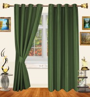 Decor Bazaar Shades Of Nature Window Curtain