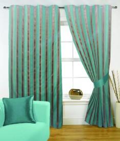 Fabutex Jaquard Weave Door Curtain - CRNEYV2P7KRACRGZ