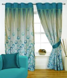 Fabutex Jaquard Weave Door Curtain - CRNEYV2P6PPPTB3V