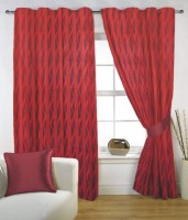 Fabutex 100% Polyester Door Curtain (210 Inch In Height) - CRNE3YJ6WKAPERXB
