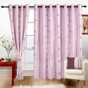 Cortina Flora Door Curtain - Pack Of 2 - CRNDYWQ2DNHSWSP9
