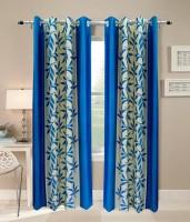 Hargunz 7 Feet Door Curtain (Pack Of 2)