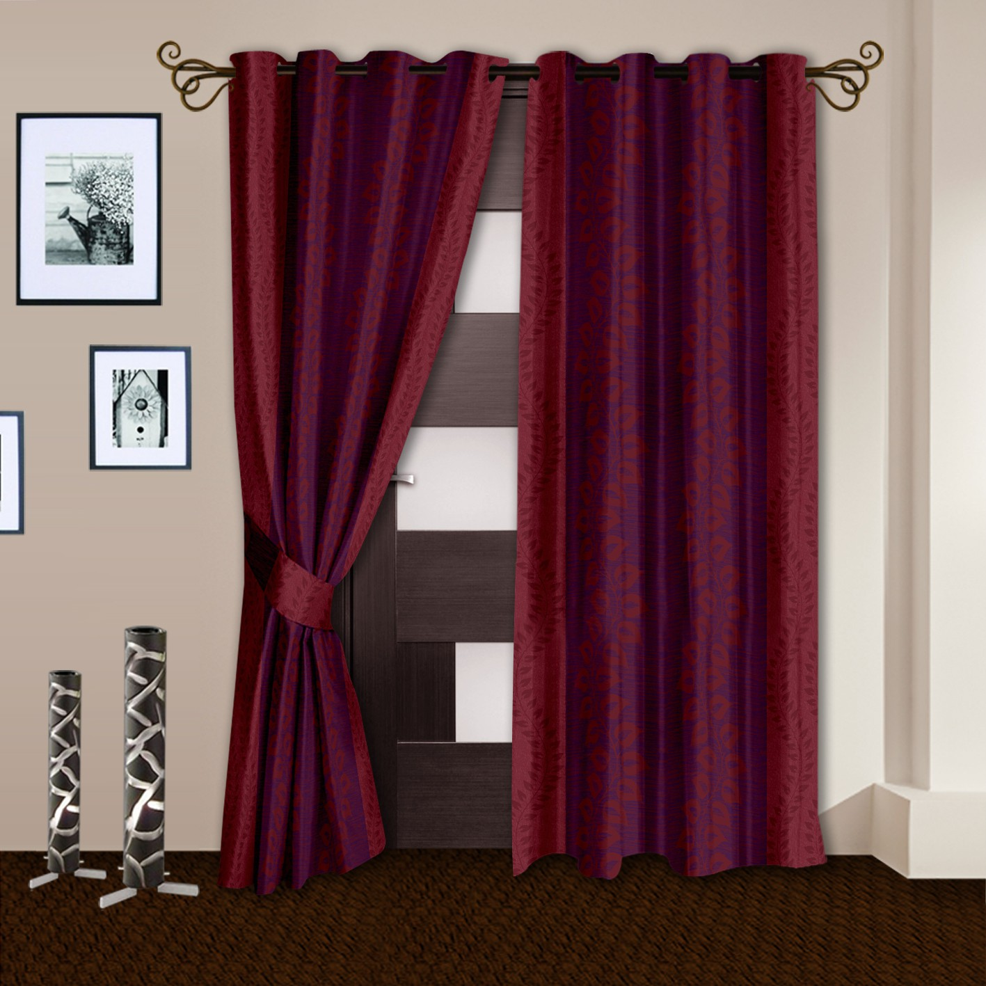 Flipkart - Colorful Door Curtains Just at Rs. 499