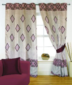 Fabutex Jaquard Weave Door Curtain
